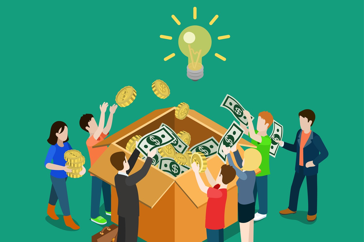 Opinion: The State of Crowdfunding