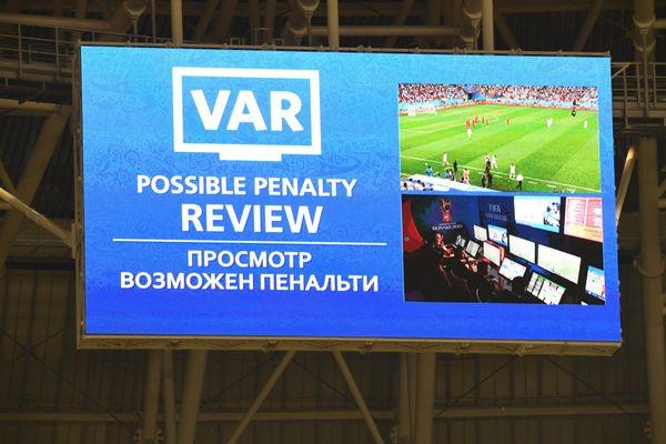 Opinion: VAR for Soccer